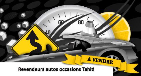 Revendeurs Automobiles d'occasion de Tahiti