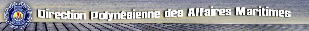 direction des Affaires Maritimes de Polynésie Française