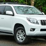 Toyota_Land_Cruiser Prado vendue à Tahiti