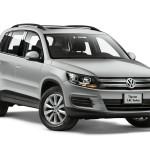 Volkswagen Tiguan vendu à Tahiti