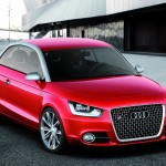 Audi A1 vendue à Tahiti