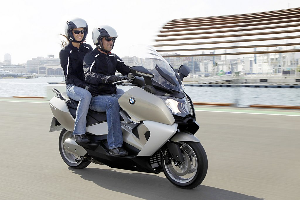Route 60 Hyundai >> BMW – Scooter C 650 GT
