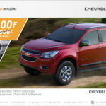 Chevrolet Trailblazer Tahiti