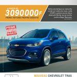 Chevrolet Trax tahiti