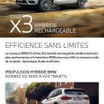 Nouveau BMW X3 Hybride